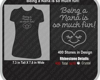 Being a Nana is so much fun!