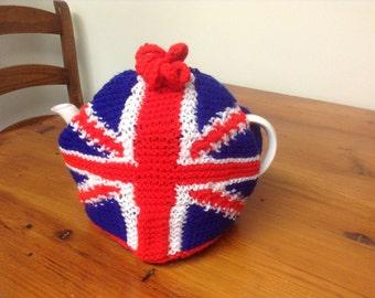 Union Jack Tea cosy