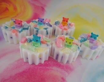 Hamster Soap - Hamster Party - Hamster Birthday - Hamster Gift - Novelty Soap - Kids Soap - Soap For Kids - Toy Soap - Animal Soap