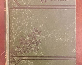 Little Women, 1906 vintage edition of Louisa May Alcott classic