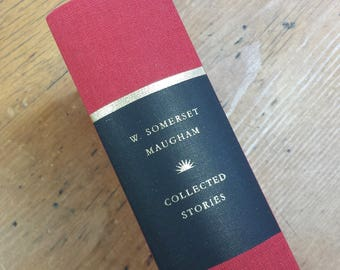 W. Somerset Maugham Collected Stories ~ Hardcover Book