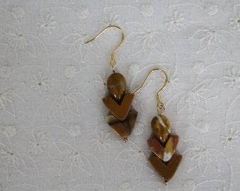 Mookaite Earrings