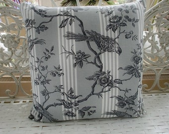 Pillowcase toile de Jouy