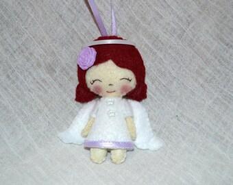 Angel Ornament Or Keychain