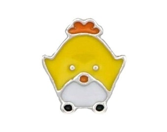 Easter Baby Chick Floating Charms
