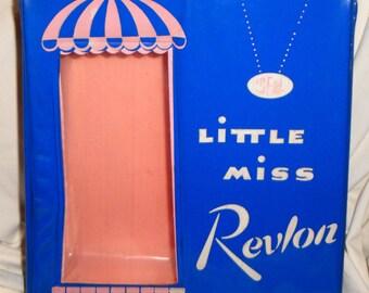 Little Miss Revlon Travel Case