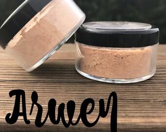 100% Vegan Matte Mineral Foundation-Arwen