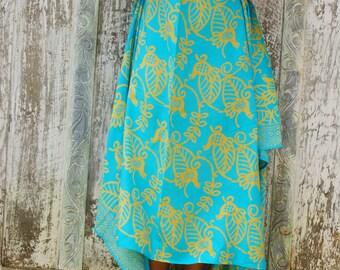 Beach sarongs/Beach towels/Summer Pareos/Beach cangas/Summer wraps/Beach wear * BIRD BEACH SARONG