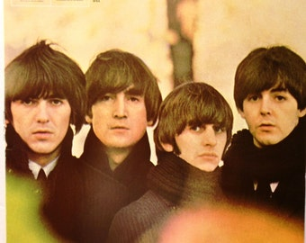 "THE BEATLES ""Beatles For Sale"" LP Vinyl Record - Very Good + Condition - Lennon McCartney Starr Harrison - Free Shipping!"