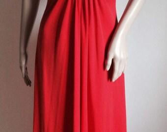 80's evening dress