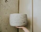 Deep Rope Basket