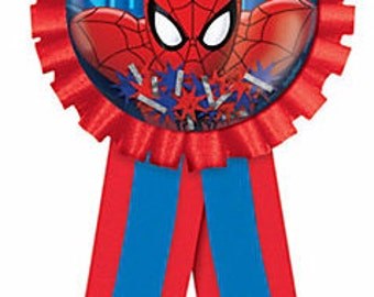 Ultimate Spider-Man Guest-of-Honor Award Ribbon
