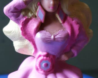 Vintage McDonald's Happy Meal Barbie toy from 1991