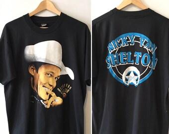Vintage Ricky Van Shelton Shirt