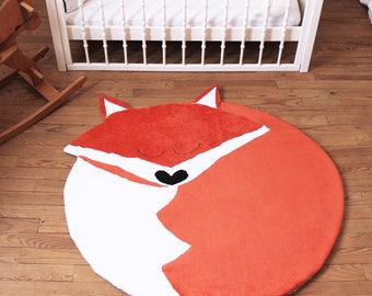 THE large mat Gaspard Fox
