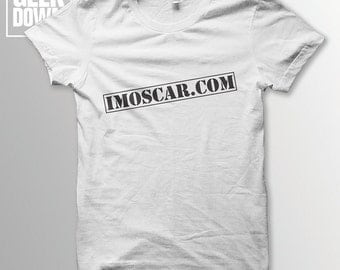I'm Oscar .com *Arrested Development* t-shirt tee // imoscar / Oscar Bluth / Bluth Family