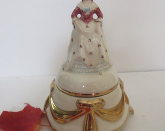 Music Box, Wedgeport, Crinoline Lady, British made, Magic Flute, Music