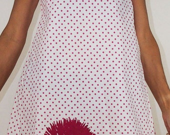 SUMMERDRESS with dots