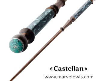 Castellan (Original Collection) - Marvelowls Wizard Wands Shop