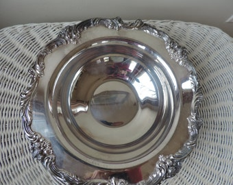 Reed and Barton Silverplate 1671 King Francis Bowl Vintage
