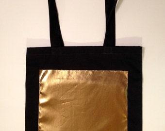 Marta's bag. Tote bag. Handmade
