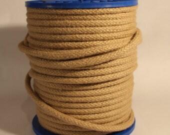 Chanvre naturel chanvre corde / 12mm/100feet/Braied corde/Home Decor/jardin/Shibari/Kinbaku/beaucoup plus