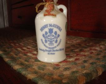 Miniature Kentucky Bourbon Decanter