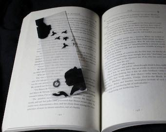 The Night Circus Translucent Bookmark Celia and Marco Magic