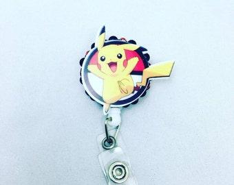 Pikachu ID Badge
