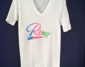 reno shirt etsy