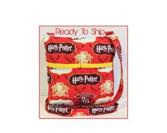 Harry Potter Crossbody Bag / Sling Bag // Crossbody Purse // Shoulder Bag // Hipster