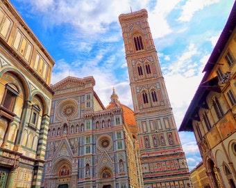 Florence churches photo, Italy photo, Florence photo, tuscany photo, fine art photo, wall art photo, Italy churches photo,