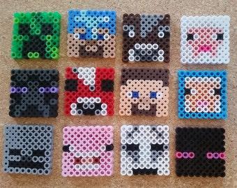 Minecraft Character blocks