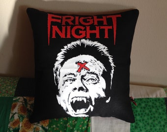 Fright Night Pillow