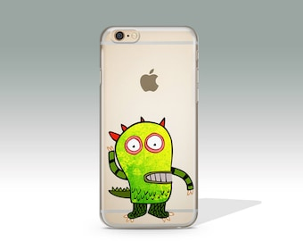 iPhone 6 Case Monster iPhone 7 Case iPhone 6s Case Clear iPhone 6 Plus Case iPhone 5s Case iPhone 6s Plus Case Silicone iPhone Case //218