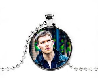 Niklaus Mikaelson Necklace Vampire Diaries Pendant Joseph Morgan Vampires Fangirl Fanboy