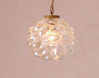 during light / lamp chandelier HelenaTynell/luster art deco bubble / glass breath/bubble glass for lamp