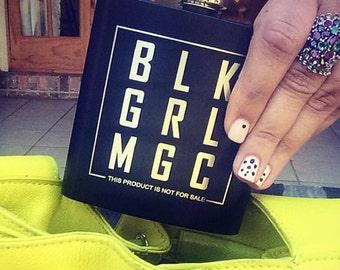 Black Girl Magic Flask