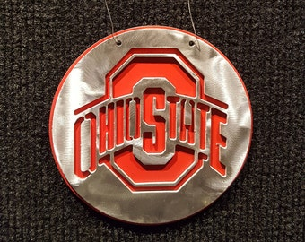 Ohio State University Buckeyes Ornament
