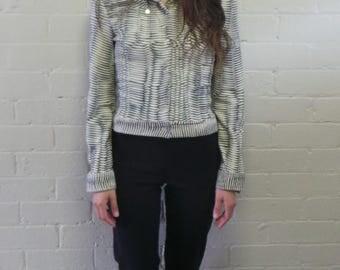 Sparkle Zebra Jacket