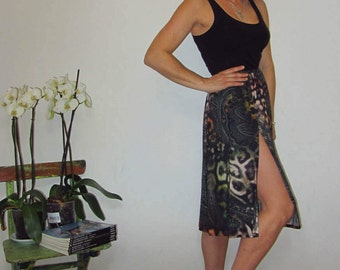 skirt / elastic waist