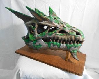 Earth Dragon Skull