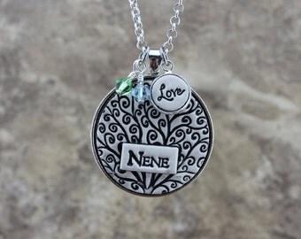 Nene Handmade Pottery Necklace