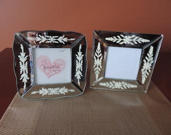 "Photo frames - Frame mirror-3 ""x 3"""