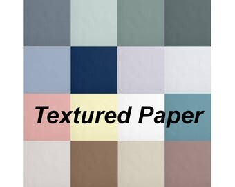 Textured Nature Tone Papers (1)