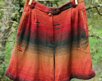 SALE Hippie Rainbow Johnny Lambs Shorts