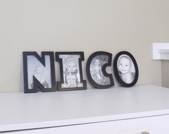 Name Picture Frame 4 inch x 6 inch