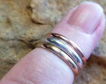 Toe Ring, Silver Toe Ring, Gold Toe Ring, Adjustable Toe Ring, Cuff Ring, Open Ring, Sterling Toe Ring, Adjustable Ring, Rose Gold Toe Ring