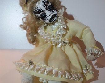 Agnete, horror doll