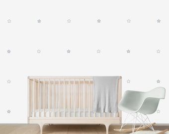 STARS Eco wall decal for nurseries, babies and kids' rooms.